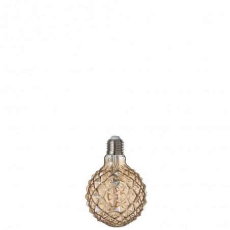 Ampoule Amber G80 Filament Géométrique E27