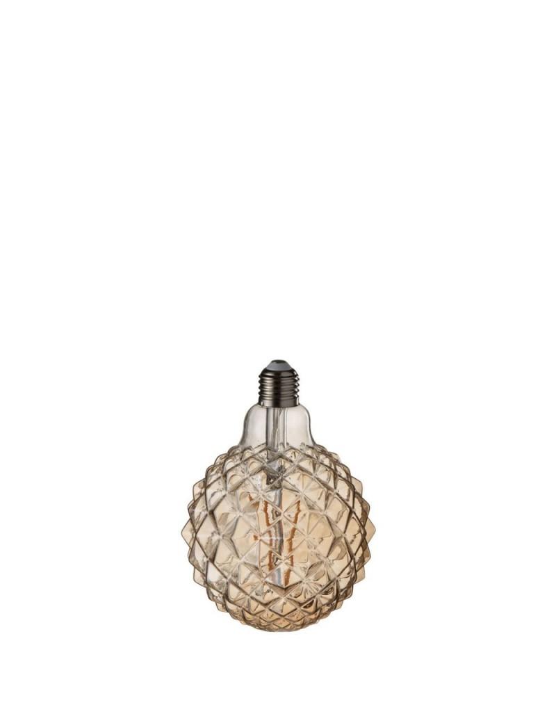 Ampoule Amber G125 Filament Géométrique E27