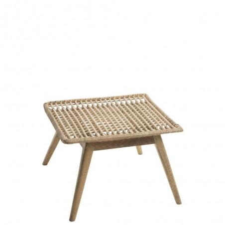 Table Nany Rotin/Manguier Naturel