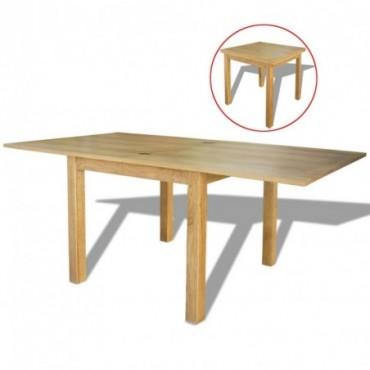 Table extensible Chêne 170x85x75cm