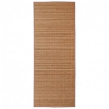 Tapis en bambou Marron 160x230cm