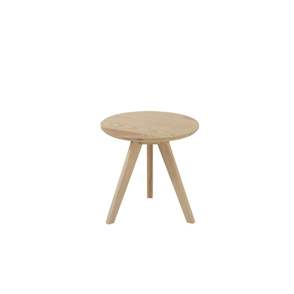 Table Gigogne Scandinave Bois Naturel Small