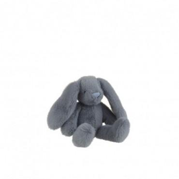 Lapin Peluche Bleu Petite taille
