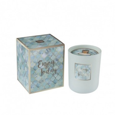 Bougie Parfumée Enjoy Today M-80H