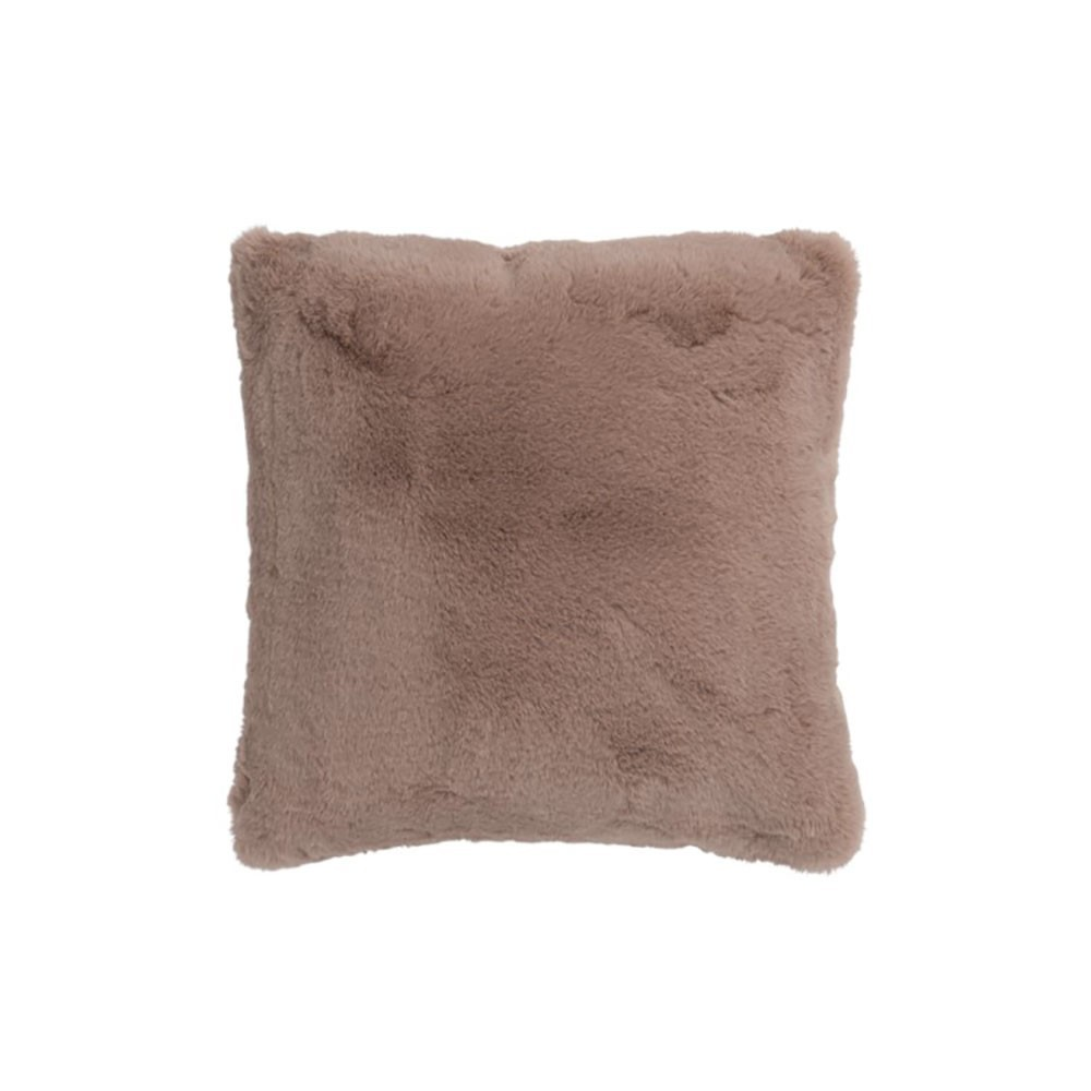 Coussin Cutie Polyester Rose Poudre