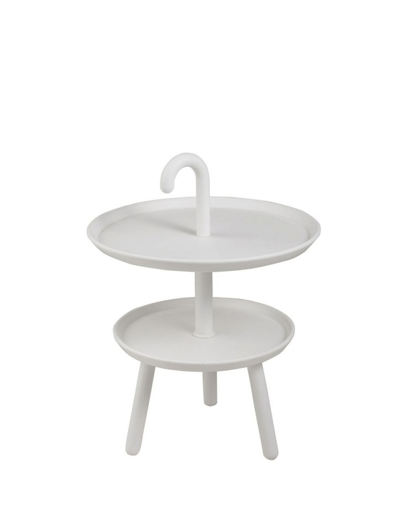 Table 2 Plateau Polypropylene Blanc
