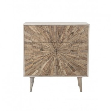 Commode 6 tiroirs en manguier - Collection Johanna - Bloomingville