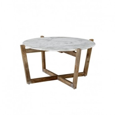 Table basse d'appoint Marmor Bloomingville