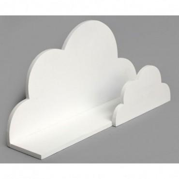 Etagère nuage 40cm
