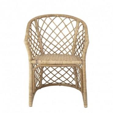 Chaise en Rotin Bloomingville Jabu