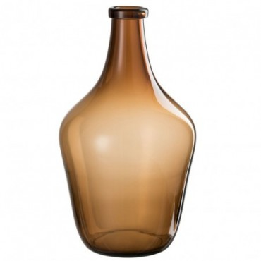 Vase Vero Verre Ocre