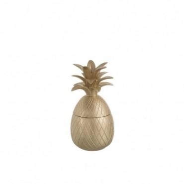 Ananas Resine Or Clair L
