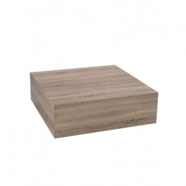 Table De Salon Carre bois naturel