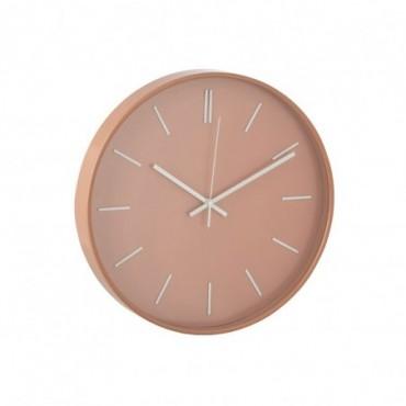 Horloge Alex Plastique Saumon