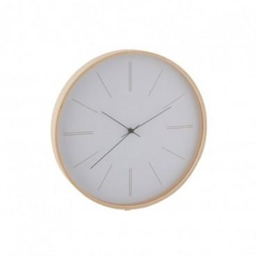 Horloge Chris Bois Naturel