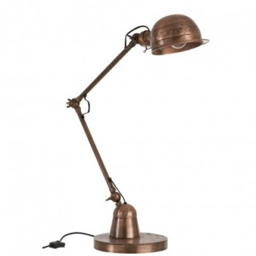 Lampe Boule Metal Cuivre