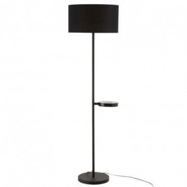 Lampe Chargeur De Gsm Metal Noir
