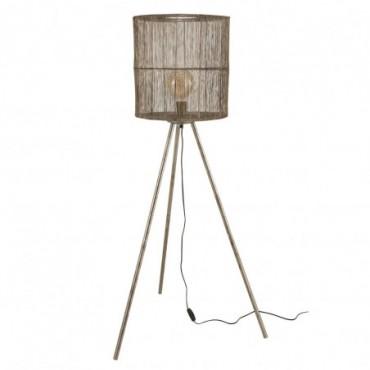 Lampe Metal Rouille Marron Taille L