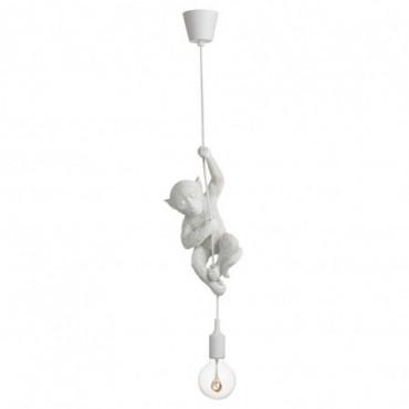 Lampe Suspendue Resine Blanc