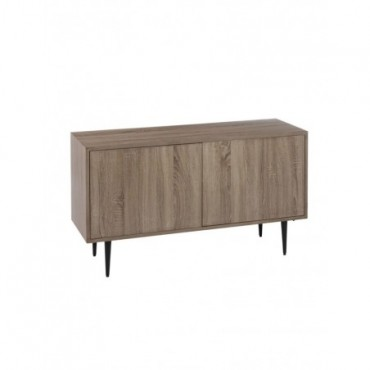 Commode 2 Portes bois naturel