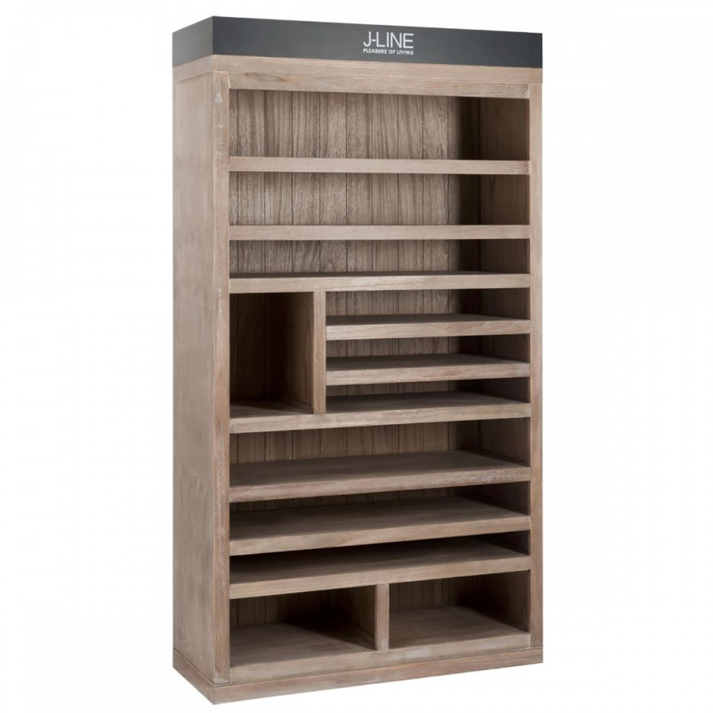 Armoire A Bougies Bois Large
