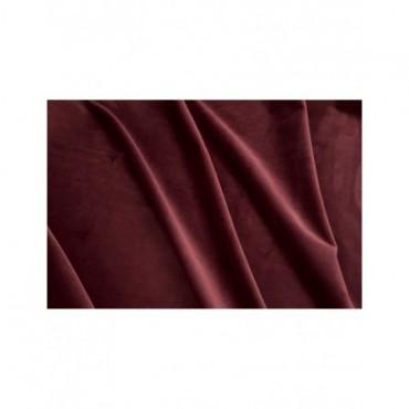 Tissu Long Velvet Rouge
