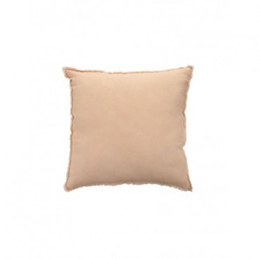 Coussin Delave Lin Rose Clair