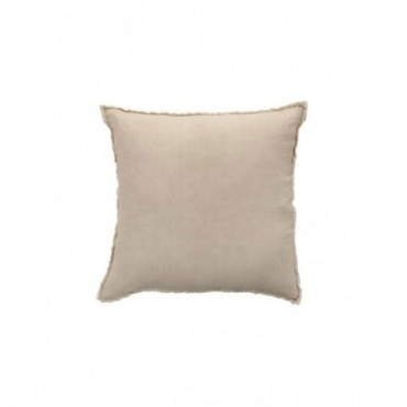 Coussin Delave Lin Beige