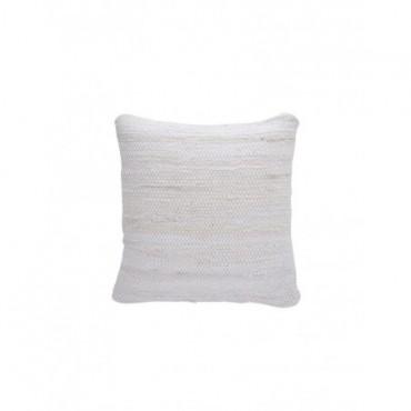 Coussin Chindi Blanc