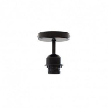 Monture de lampe Ceiling  Red Cartel Noir mat 11cm