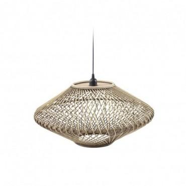 Lampe suspendue Yucatan  Red Cartel Rotin naturel 58cm