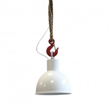 Lampe suspendue Harbour  Red Cartel Blanc