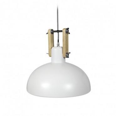 Lampe suspendue Dexter  Red Cartel Blanc mat