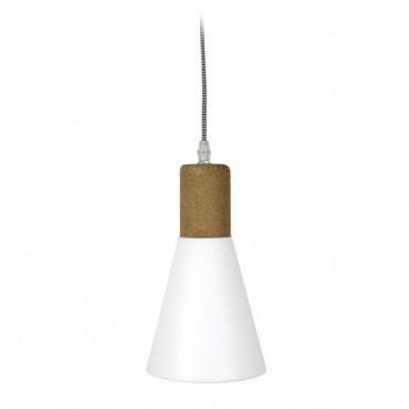 Lampe suspendue Fergus  Red Cartel Blanc