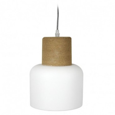 Lampe suspendue Preston  Red Cartel Blanc