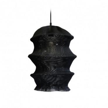 Lampe suspendue Bahia  Red Cartel Noir