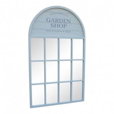 Miroir de jardin 60x100cm vert