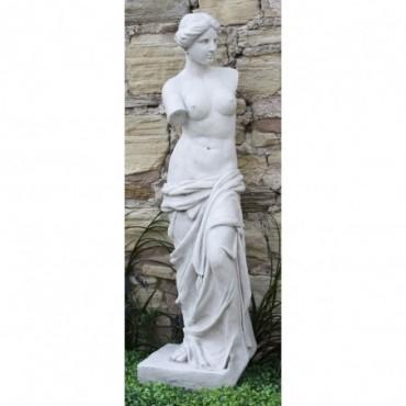 Sculpture Venus en résine Effet Pierre