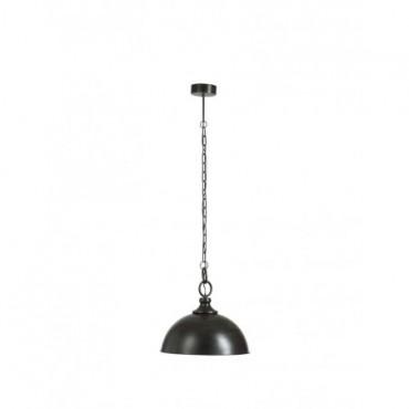 Lampe Suspendue Rond Metal Noir petit