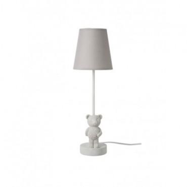 Lampe Ourson Blanc E27 60W 2 30V-2 40V