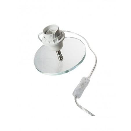 Lampe Pour Vase Verre Transparent