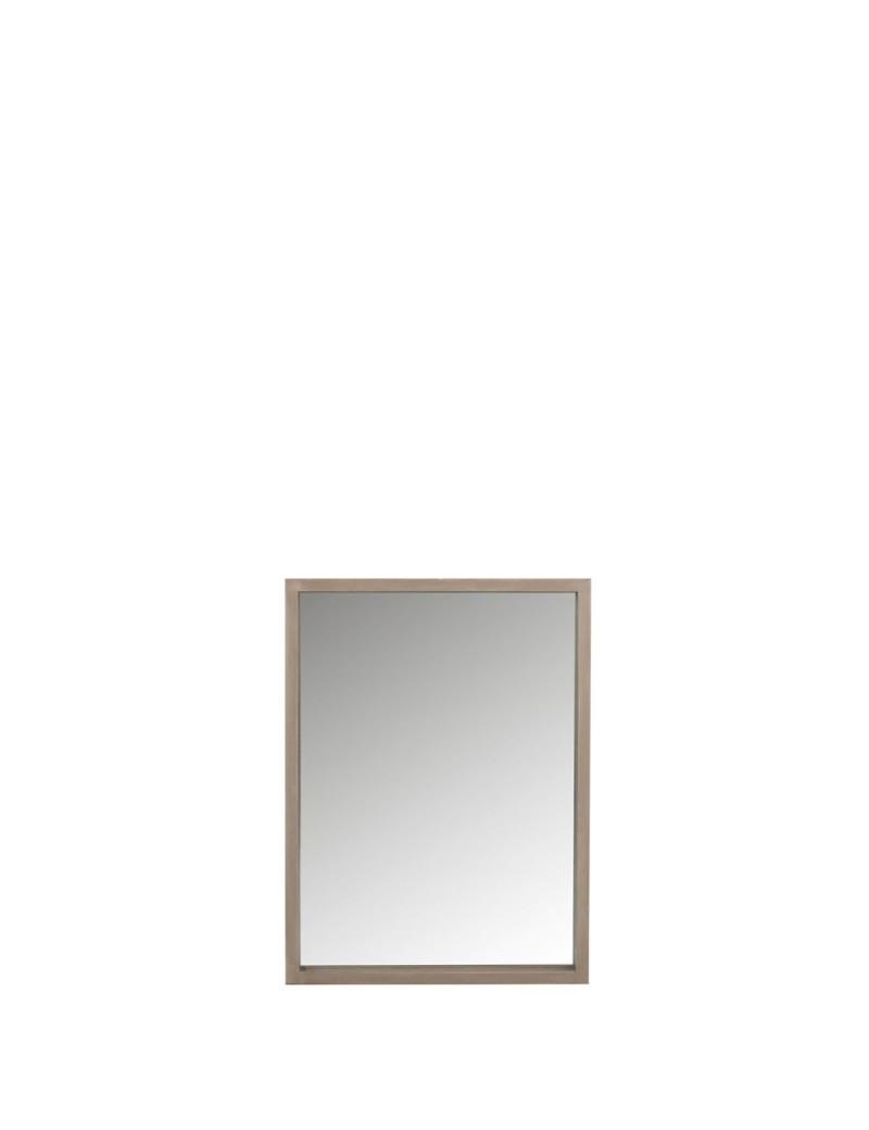 Miroir Rectangulaire bois naturel