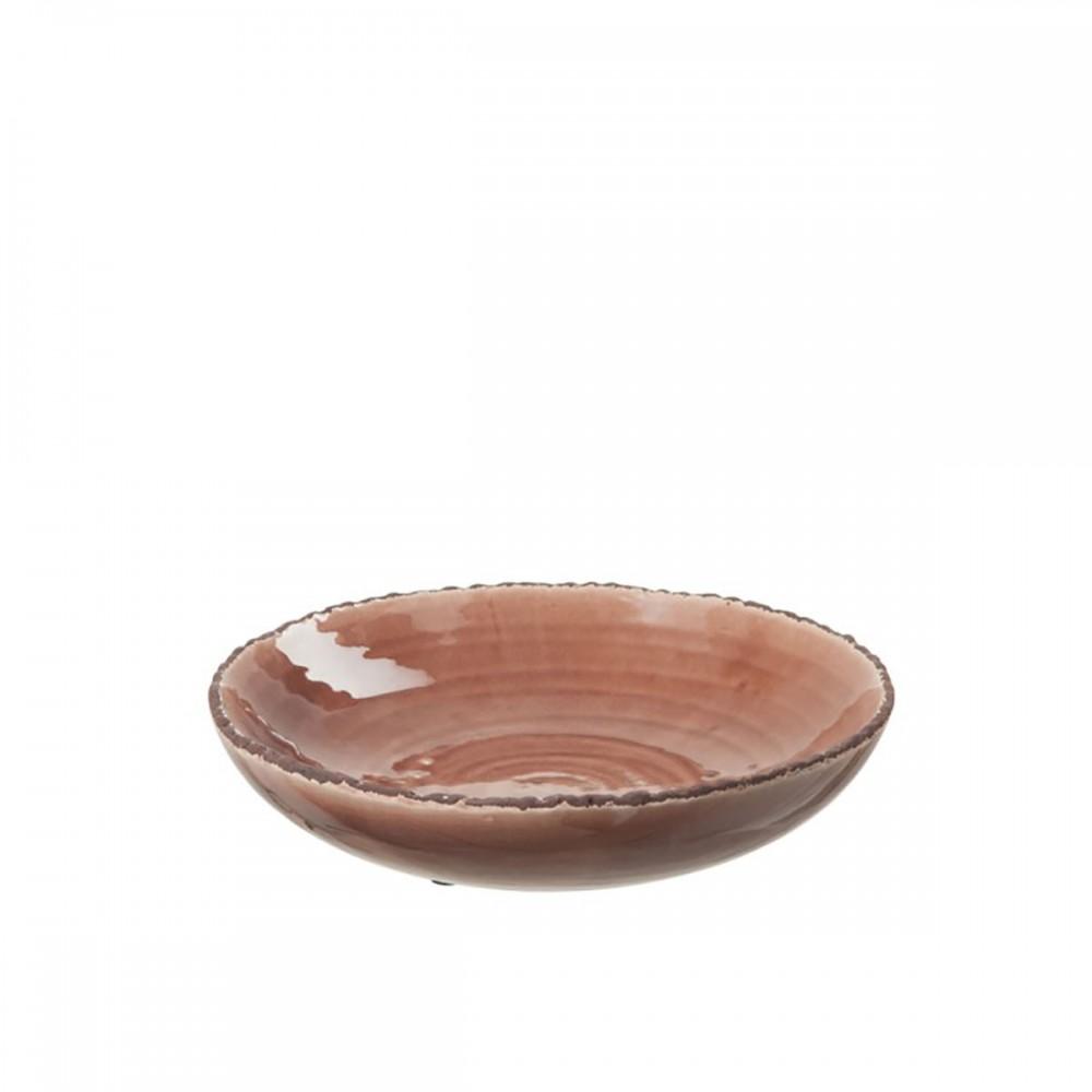 Plateau Ceramique Framboise Antique