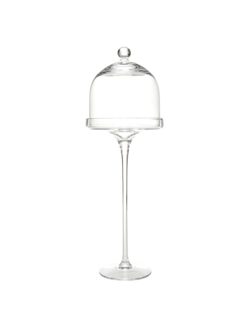 Que Mettre Sous Une Cloche En Verre cloche en verre sur pied de marque j-line