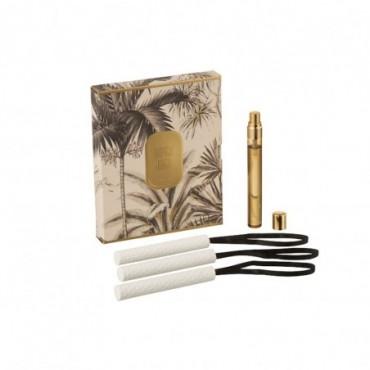 Boite 3 Suspension Parfumée Tropical Jungle Ocre