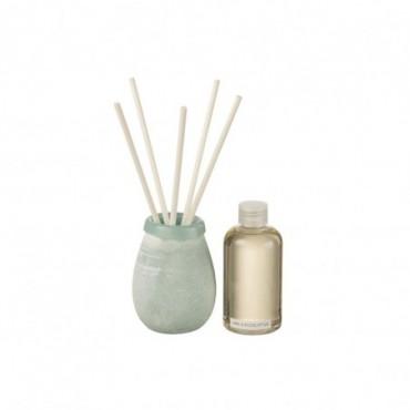 Huile Parfumée + Batonnets Capri 200Ml Aqua