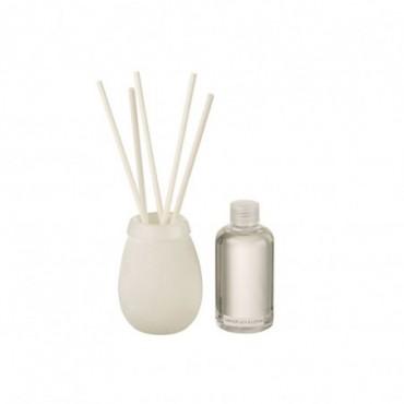 Huile Parfumée + Batonnets Capri 200Ml Blanc