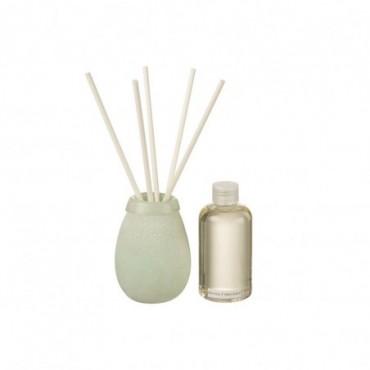 Huile Parfumée + Batonnets Capri 200Ml Vert Menthe