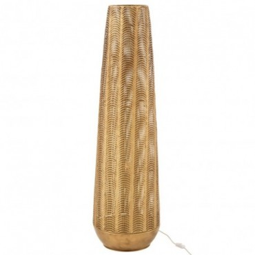 Lampe Gala Métal Or L