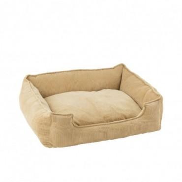 Coussin pour animaux Labrador Beige L